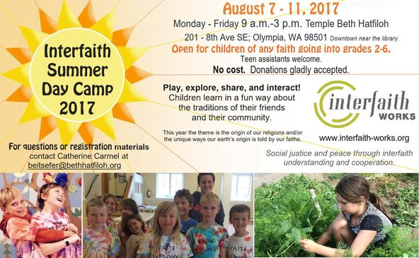 interfaith camp
