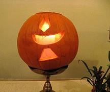 Pumpkin Chalice