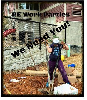 RE workparties