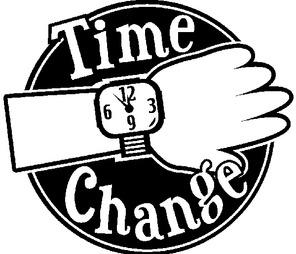 Change time 2
