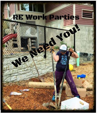 RE Work Parties